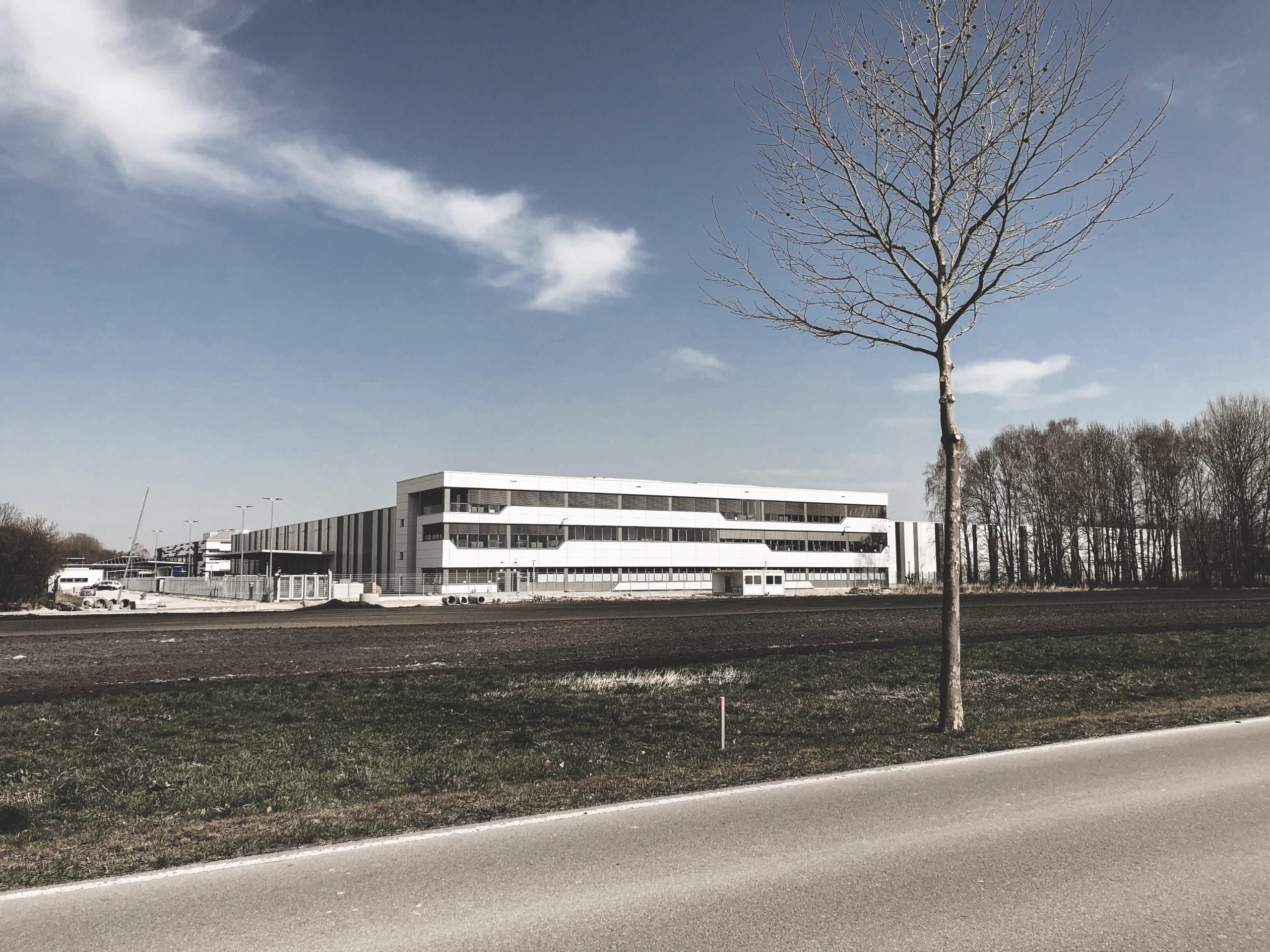 Bauherrnvertretung Produktionswerk BMW in München