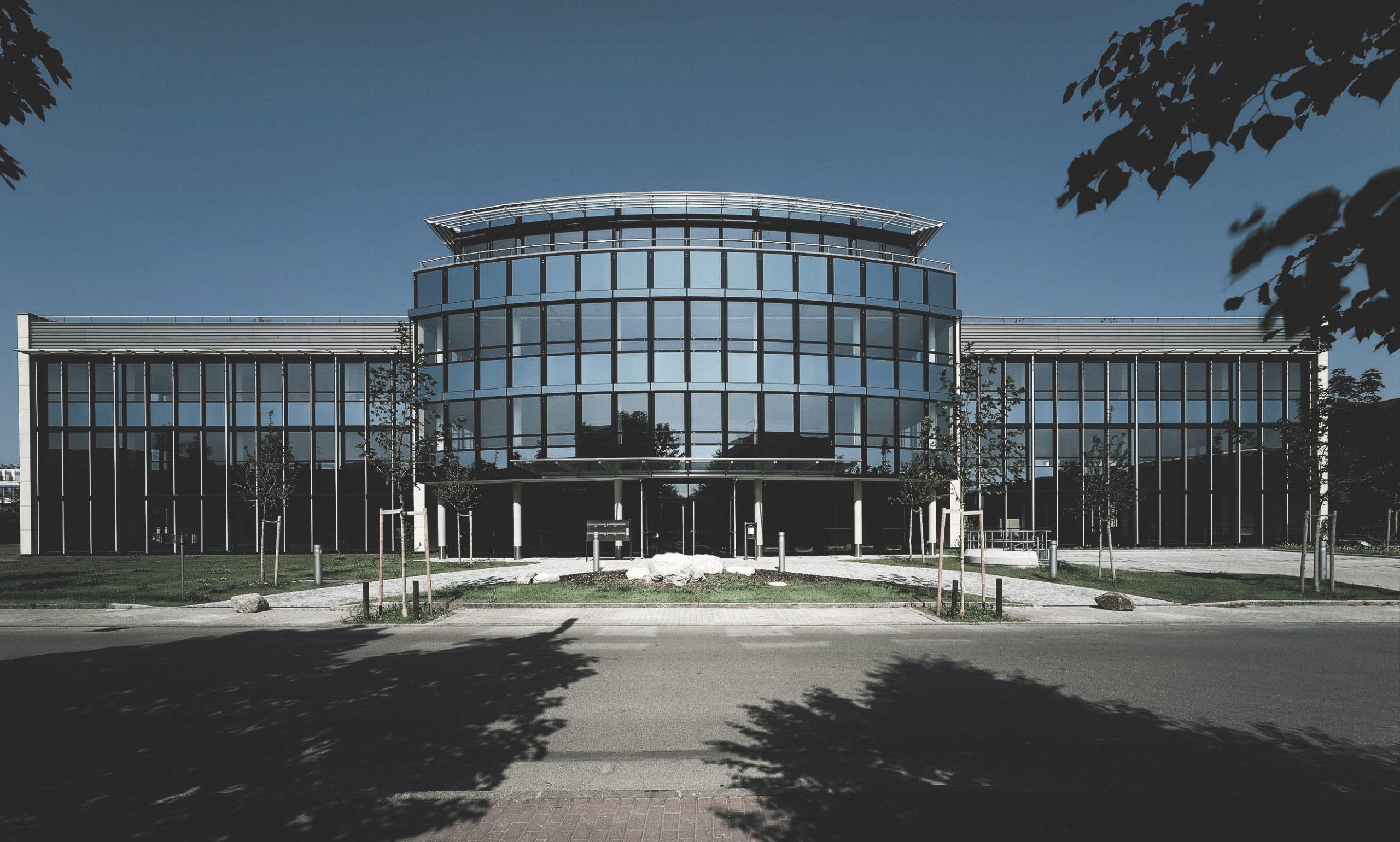 Planung Verwaltungsgebäude Ismaning
