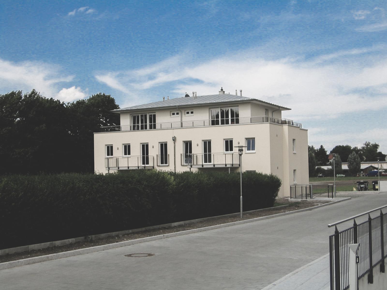 Projektentwicklung und Planung Wohnhaus in München