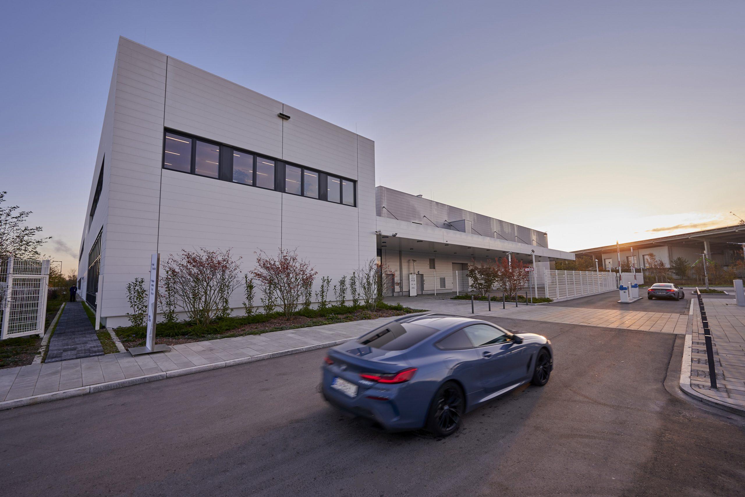 Bauherrnvertretung Forschungszentrum für Batterietechnologie BMW in München