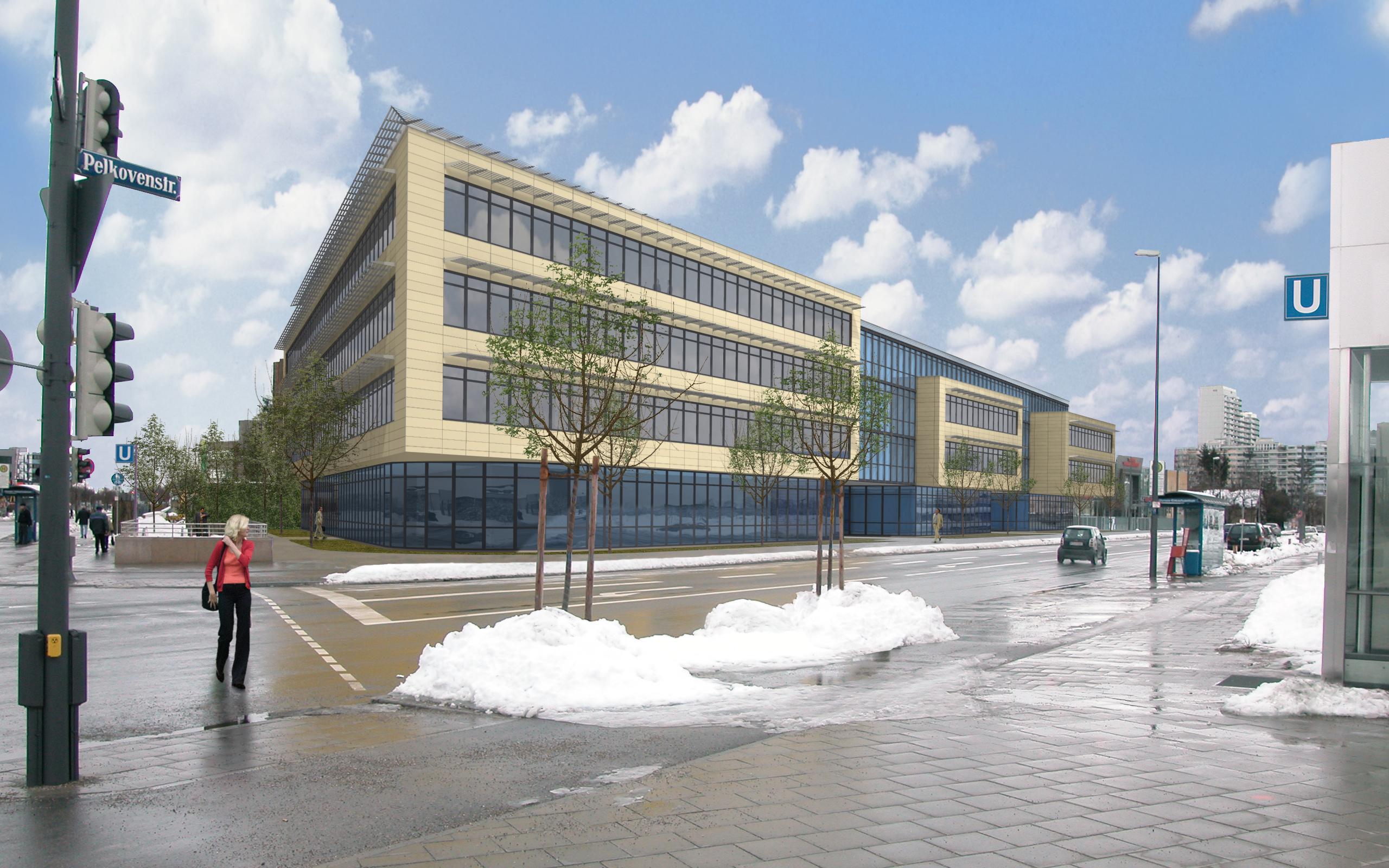 Projektentwicklung Gesundheitszentrum in München