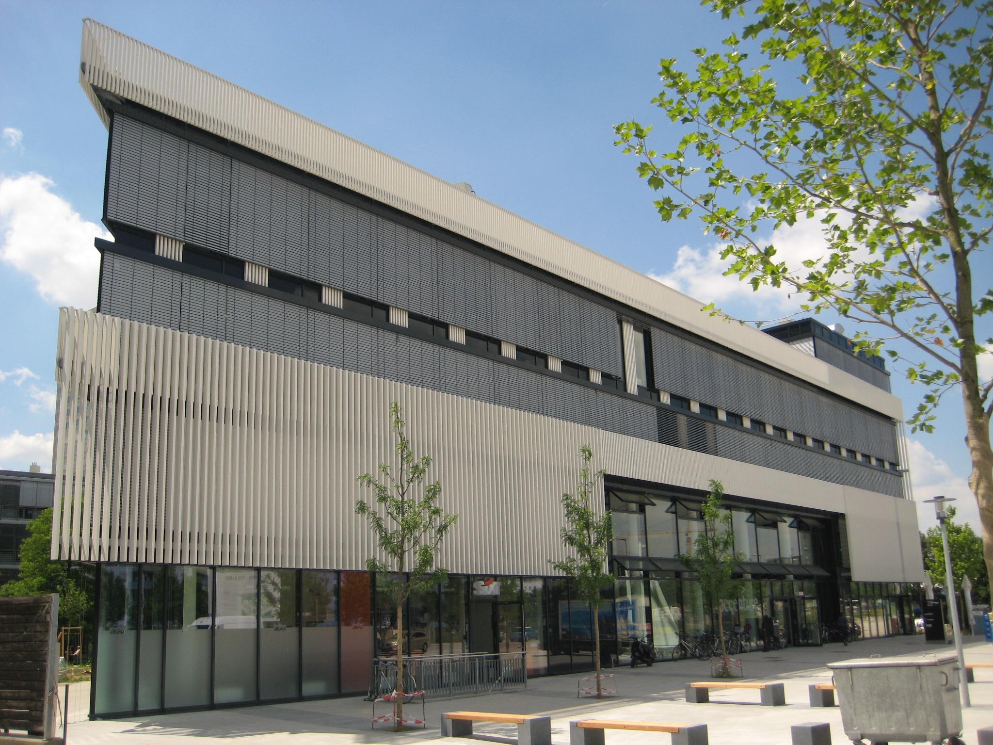 Planung Headquarter Accenture in München