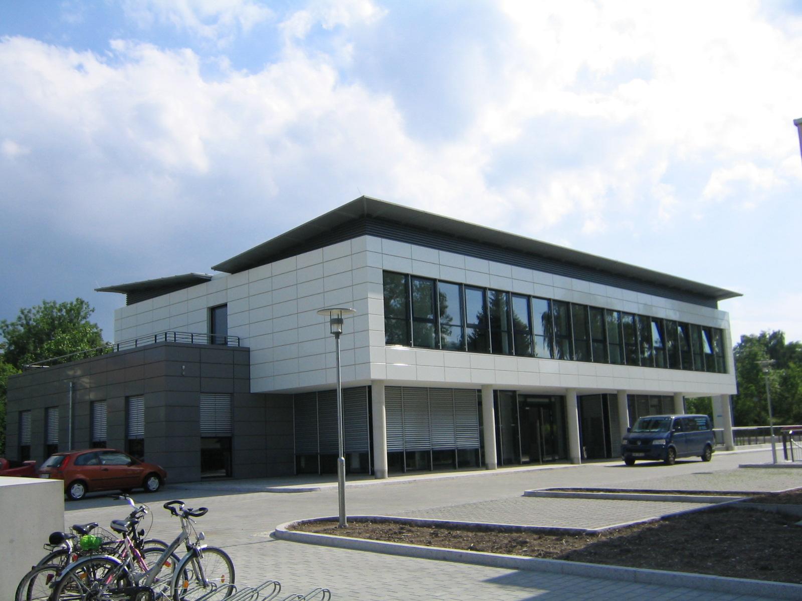 Projektentwicklung + Planung Verwaltungsgebäude in München
