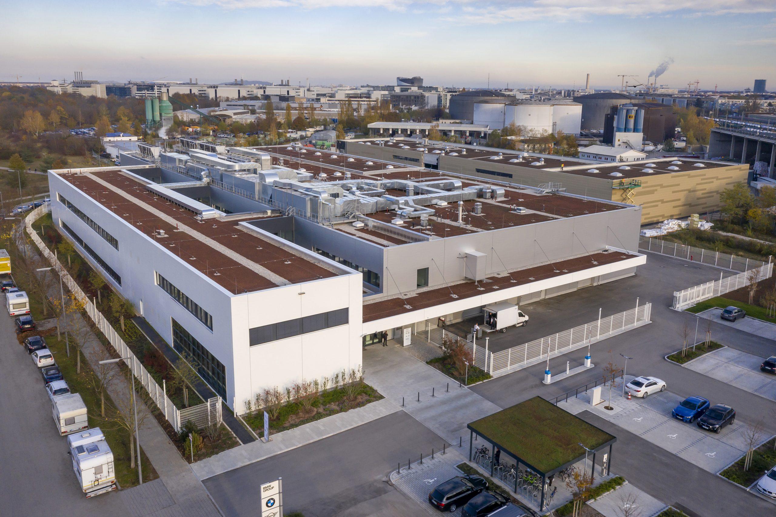 Kompetenzzentrum BMW Batterieproduktion, München 14-11-2019