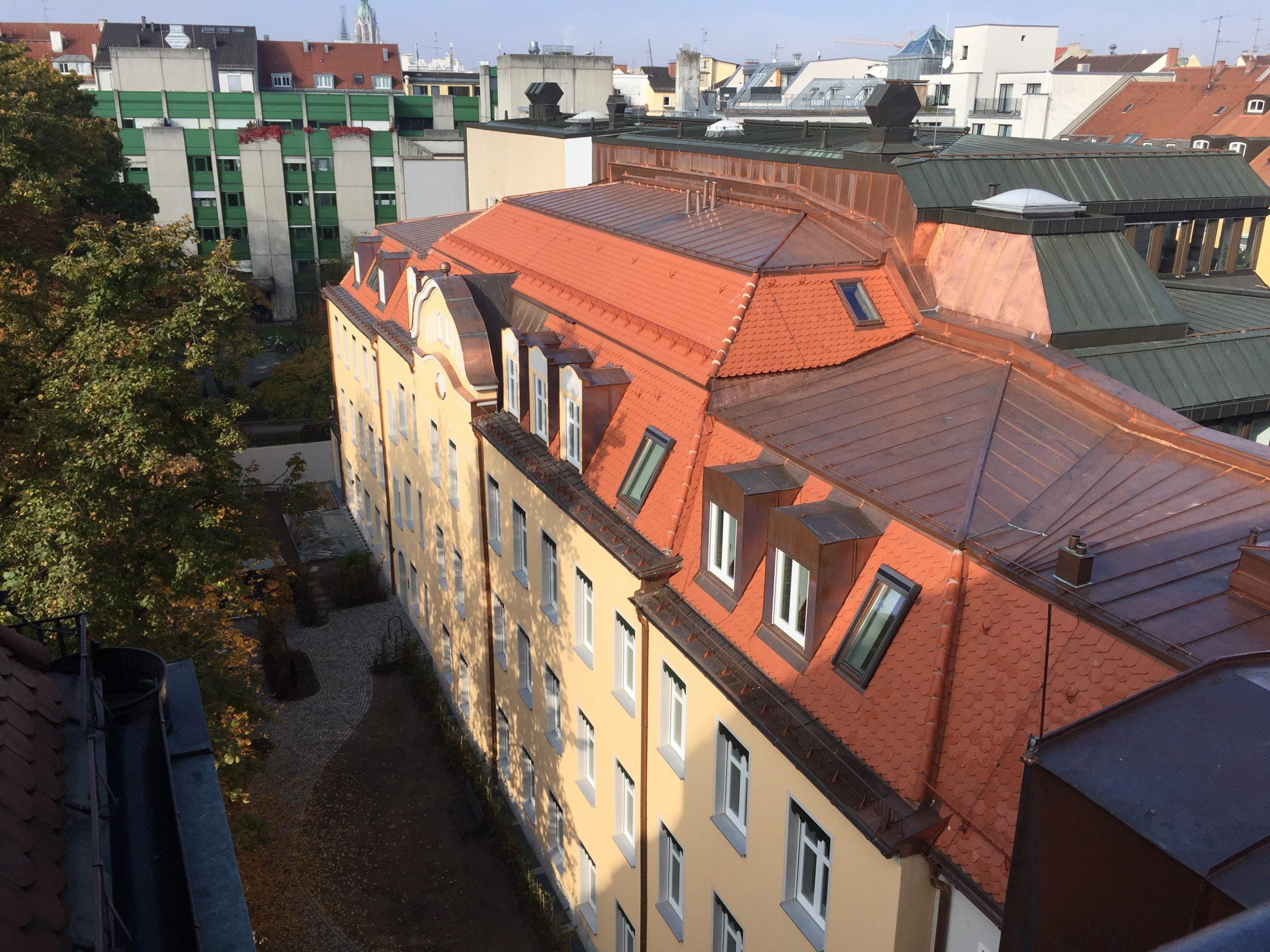 Projektentwicklung, Planung, Bauherrnvertretung Umnutzung Altenheim im Denkmalschutz - Fassadenpreis 2017